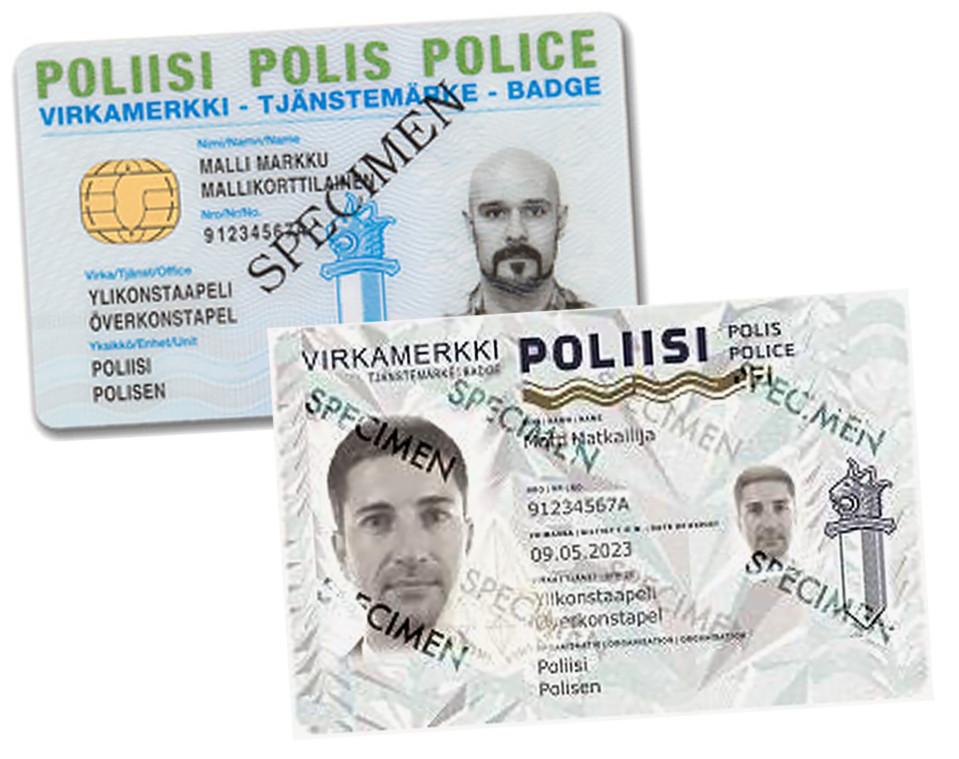 poliisin kortit