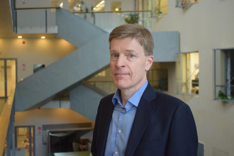Kim Wikström, professori Åbo Akademi