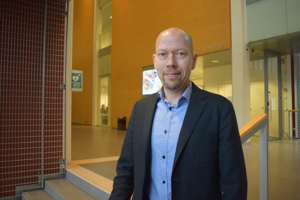 Tapio Karvonen, erikoistutkija, Turun yliopisto Brahea-keskus