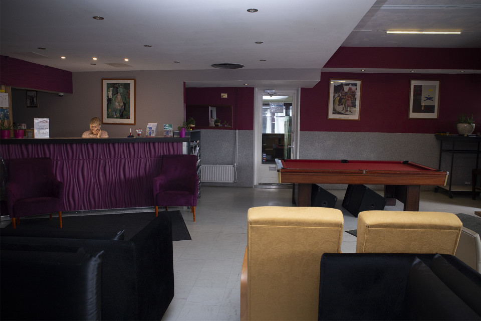 Evelin Ruumet, Arkadia Hotel & Hostel.