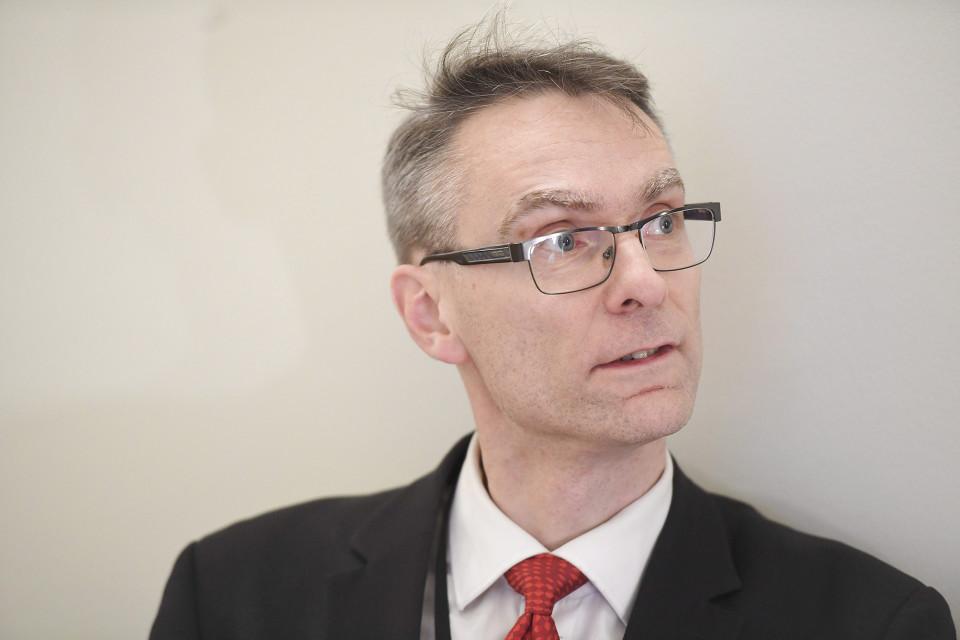 Oikeuskansleri Tuomas Pöysti