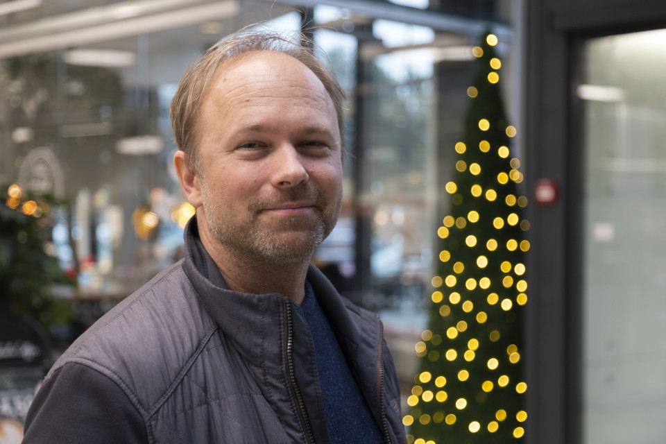Macke Granberg , Muusikko , Kauniainen