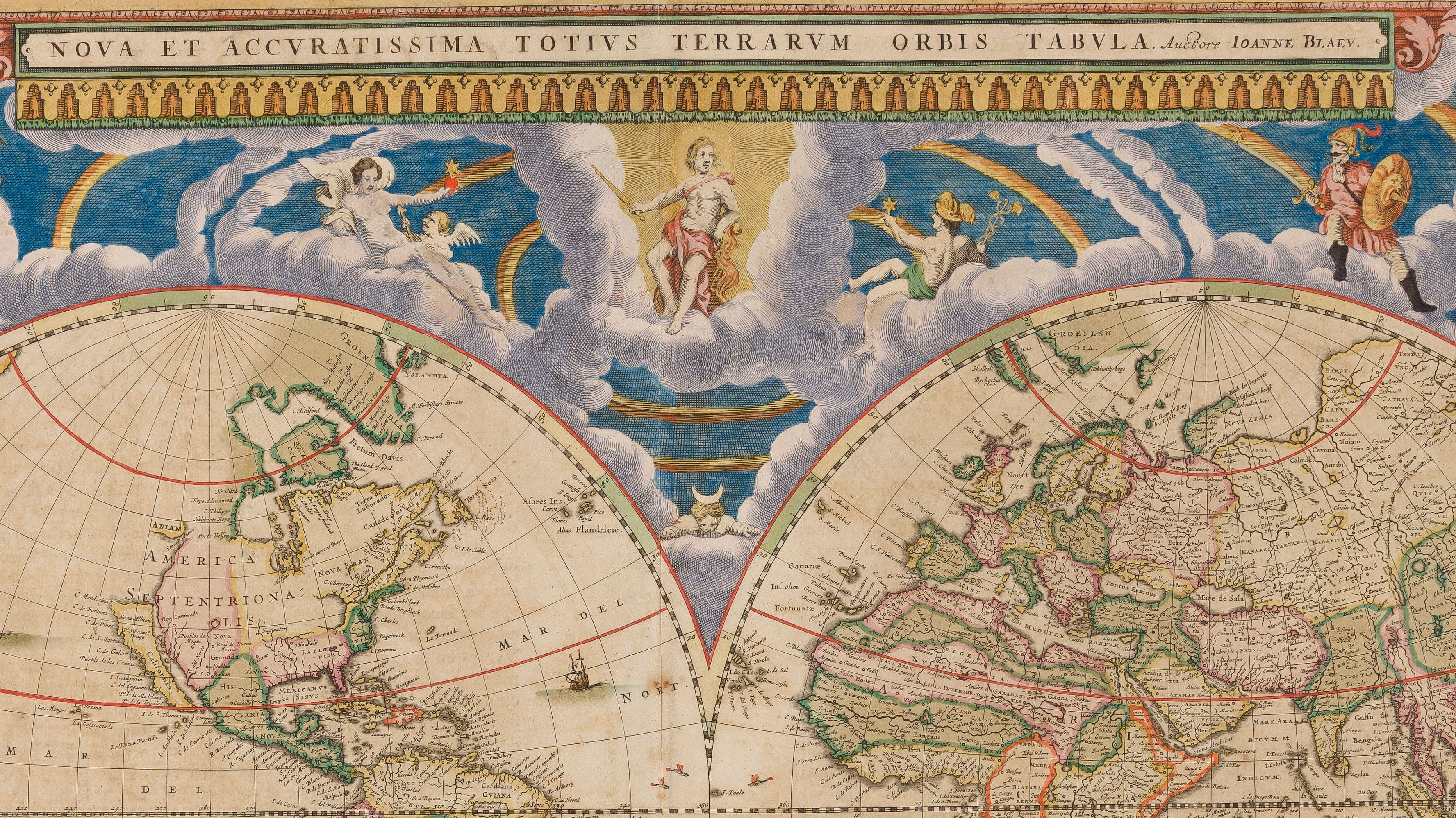 Maailmankartan historiaa | Jakso 2: Ptolemaioksen uudelleen löytäminen ja eurooppalaisten löytöretket