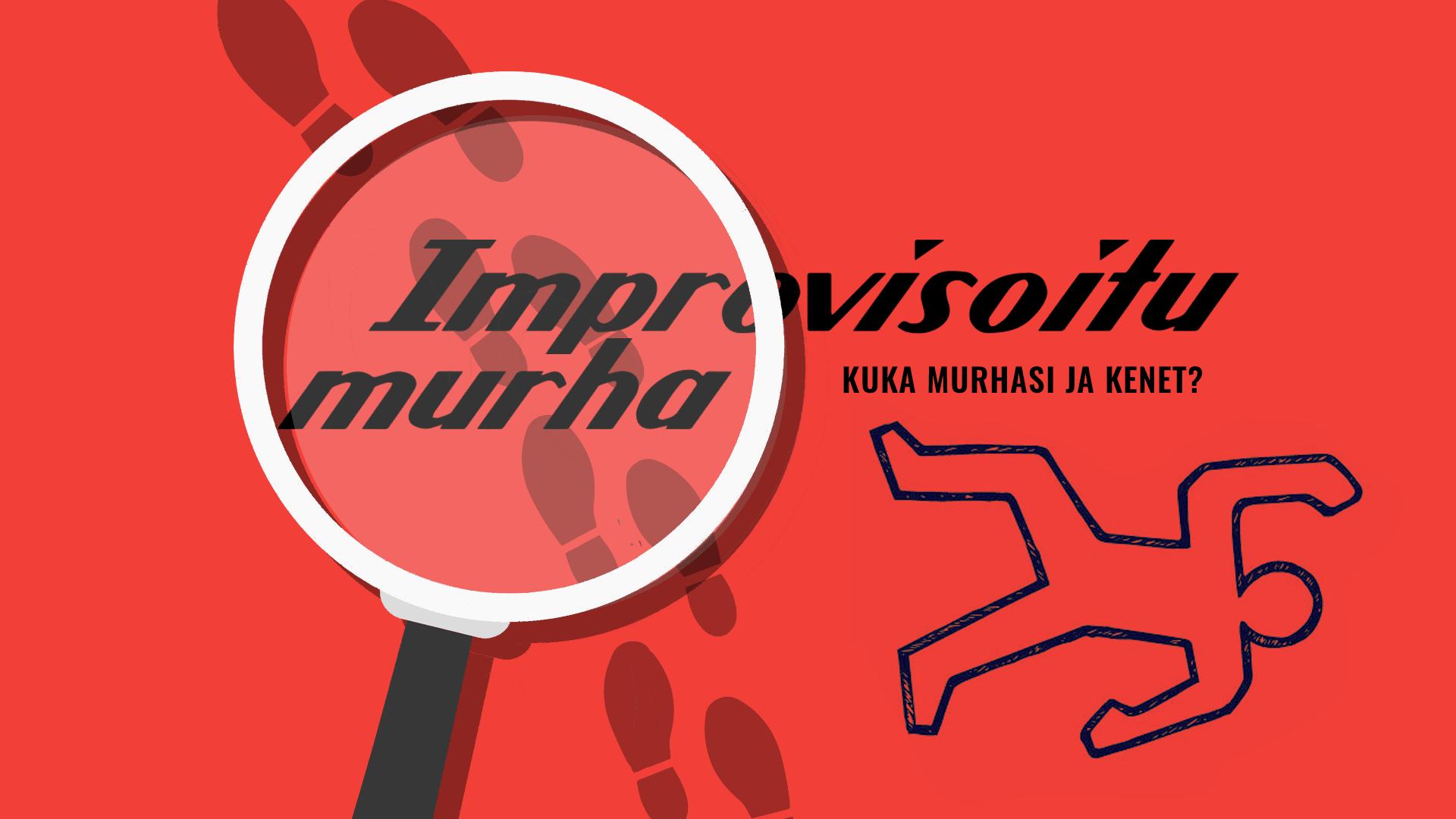 Murha Podcast